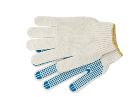 Перчатки Х/Б и спецодежда